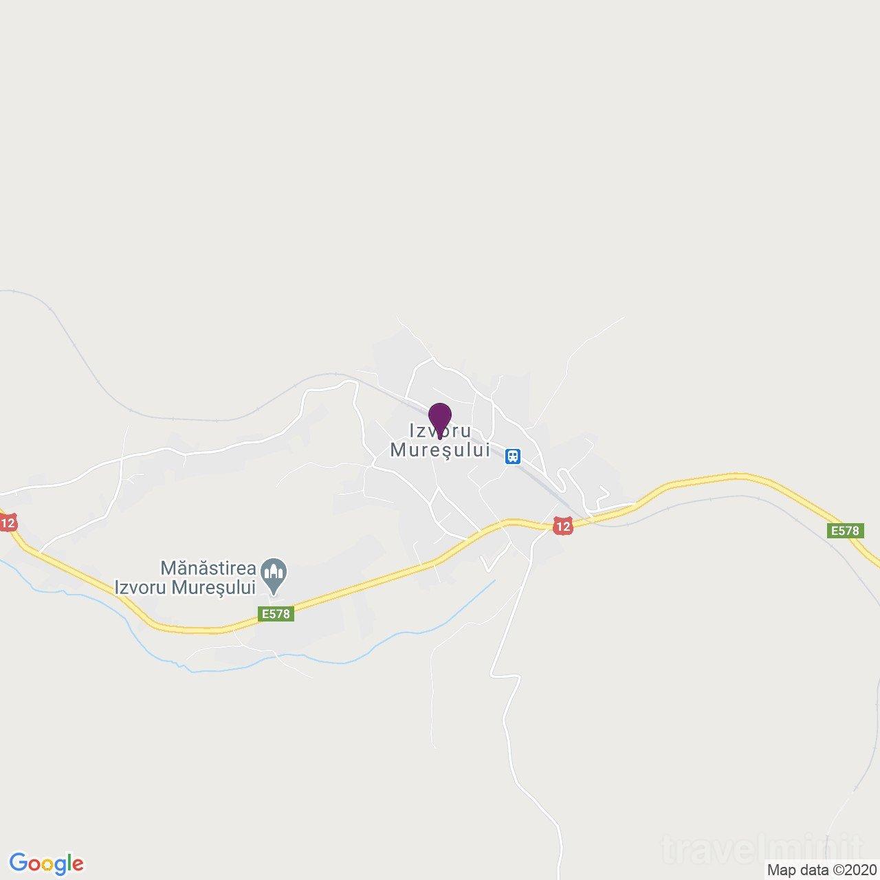 Casă de oaspeți Hajnalka Izvoru Mureșului
