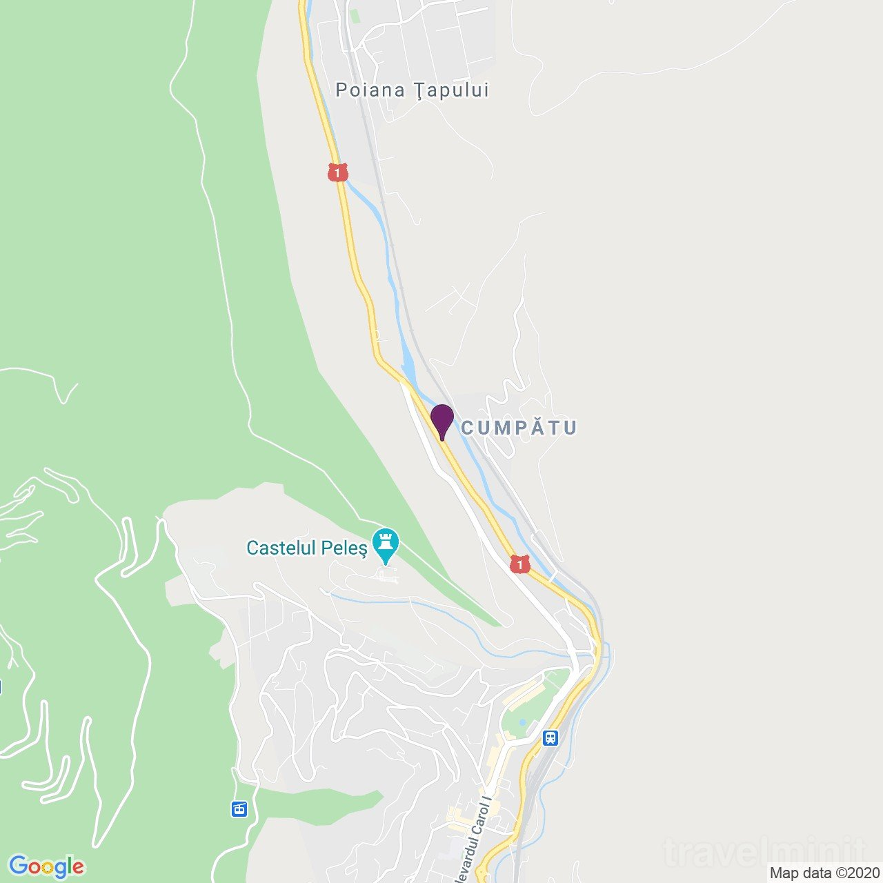 Valea Prahovei Panzió Sinaia