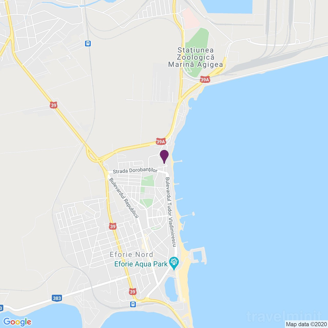 Taboo Apartments Eforie Nord