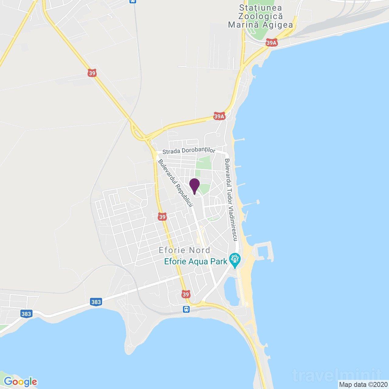 Vila Ayla Eforie Nord