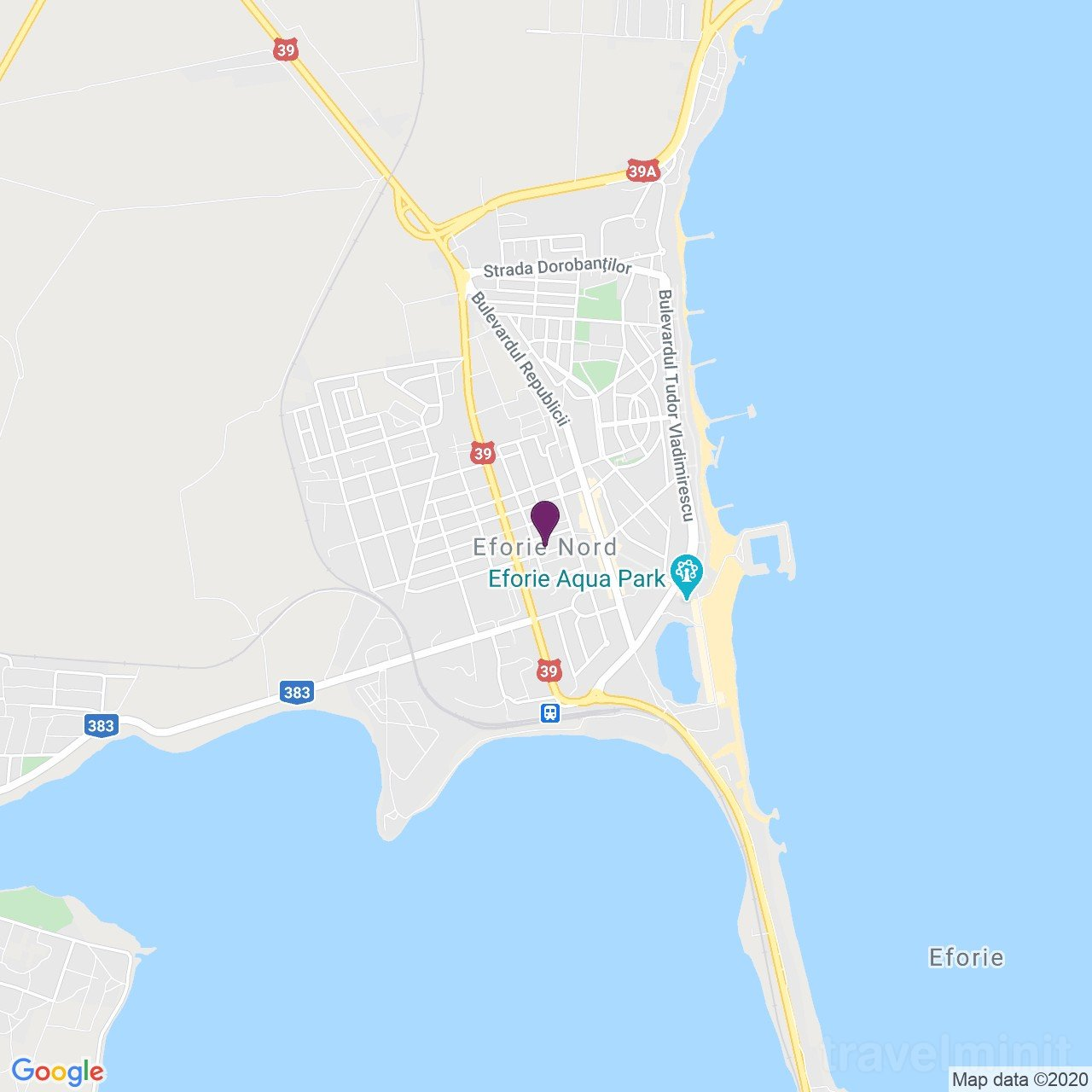 Tuya Residence Apartments Eforie Nord