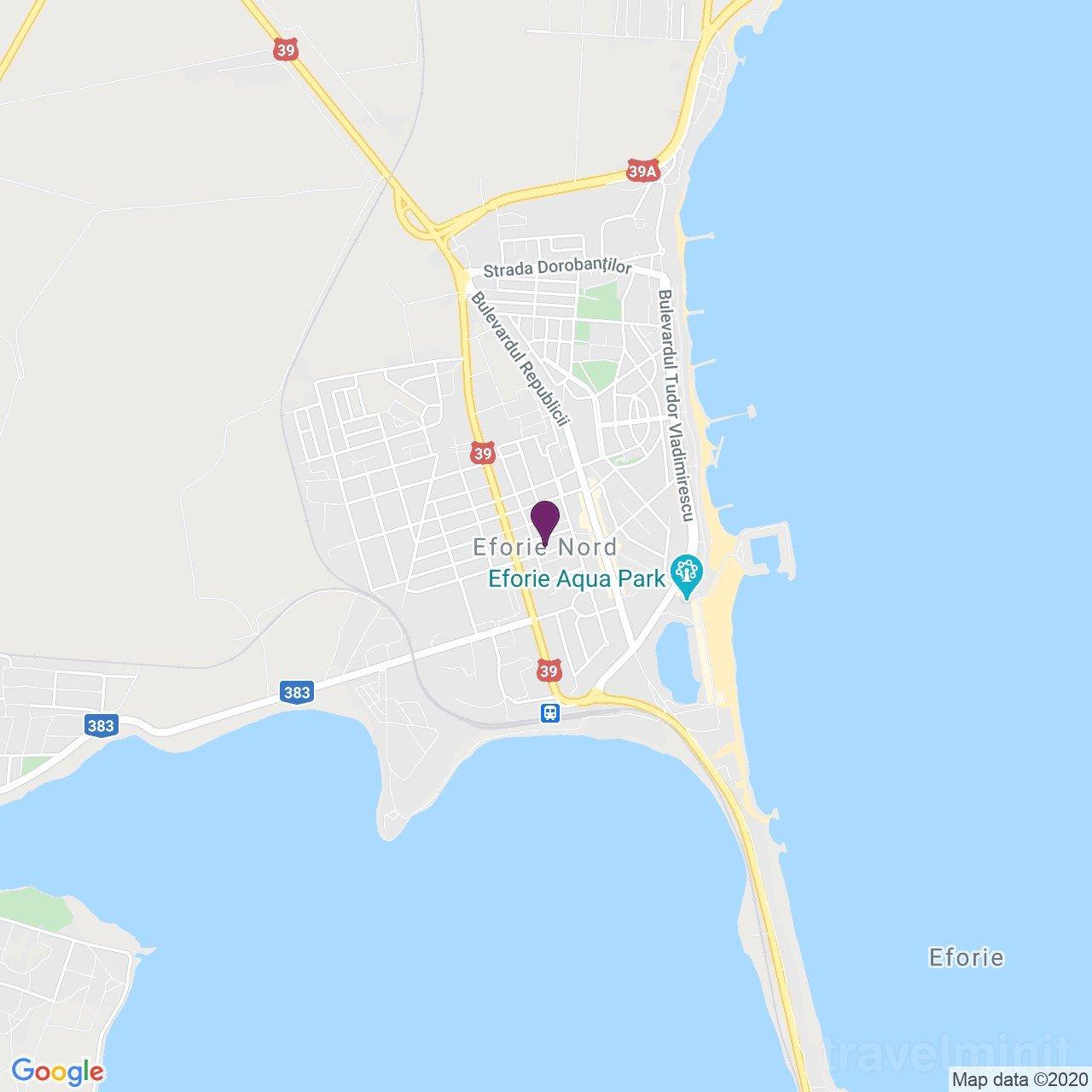 Vila Ryanna Beach Eforie Nord
