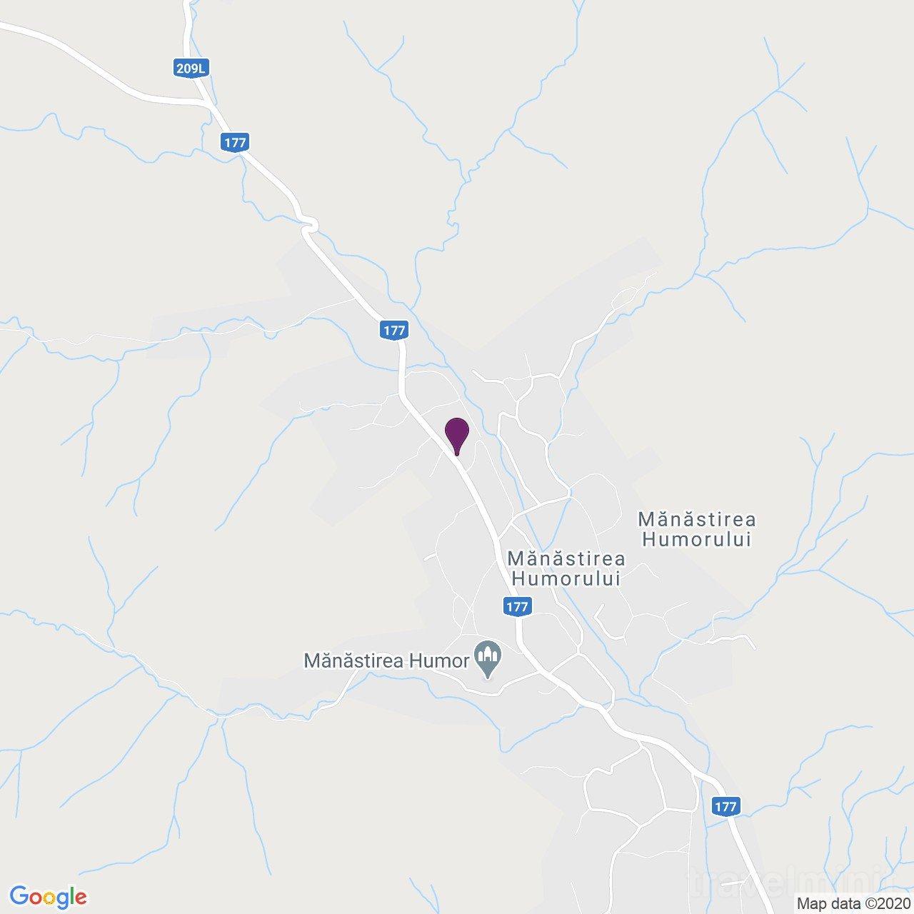 Camping Cristiana Mănăstirea Humorului
