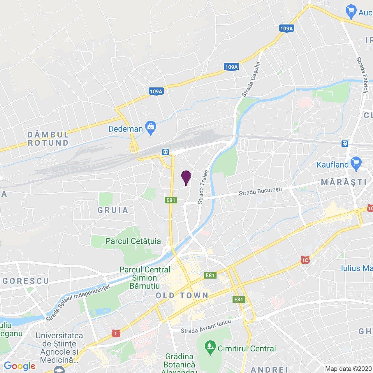 A la Cluj Apartments Cluj-Napoca