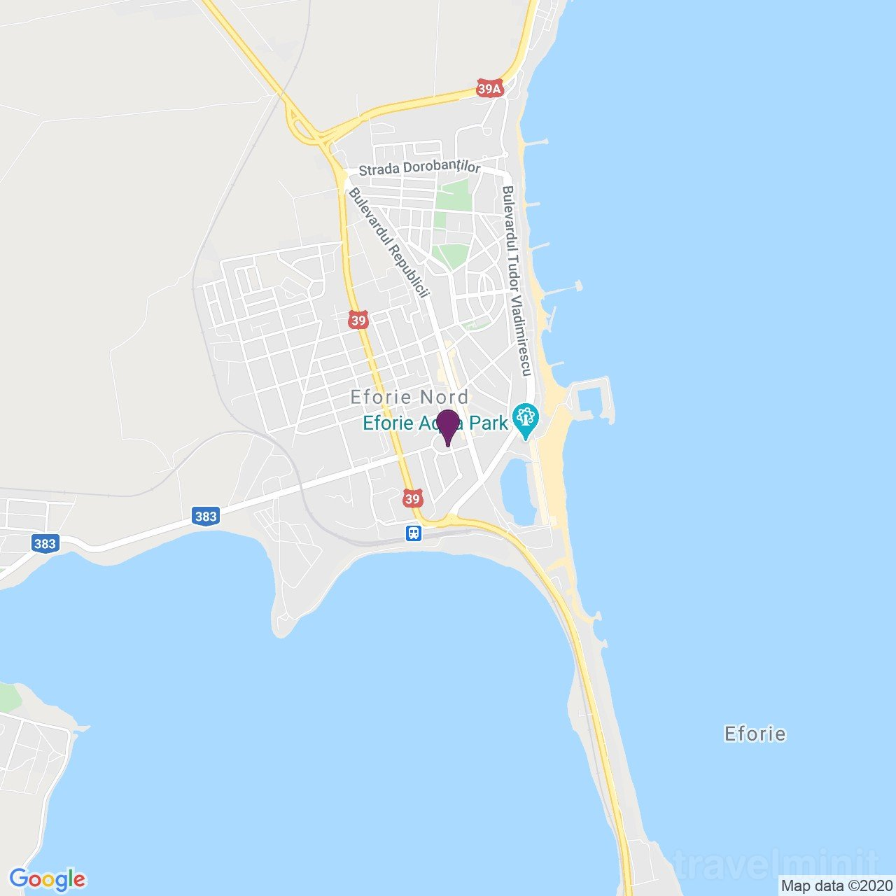 Coralis 2 Hotel Eforie Nord