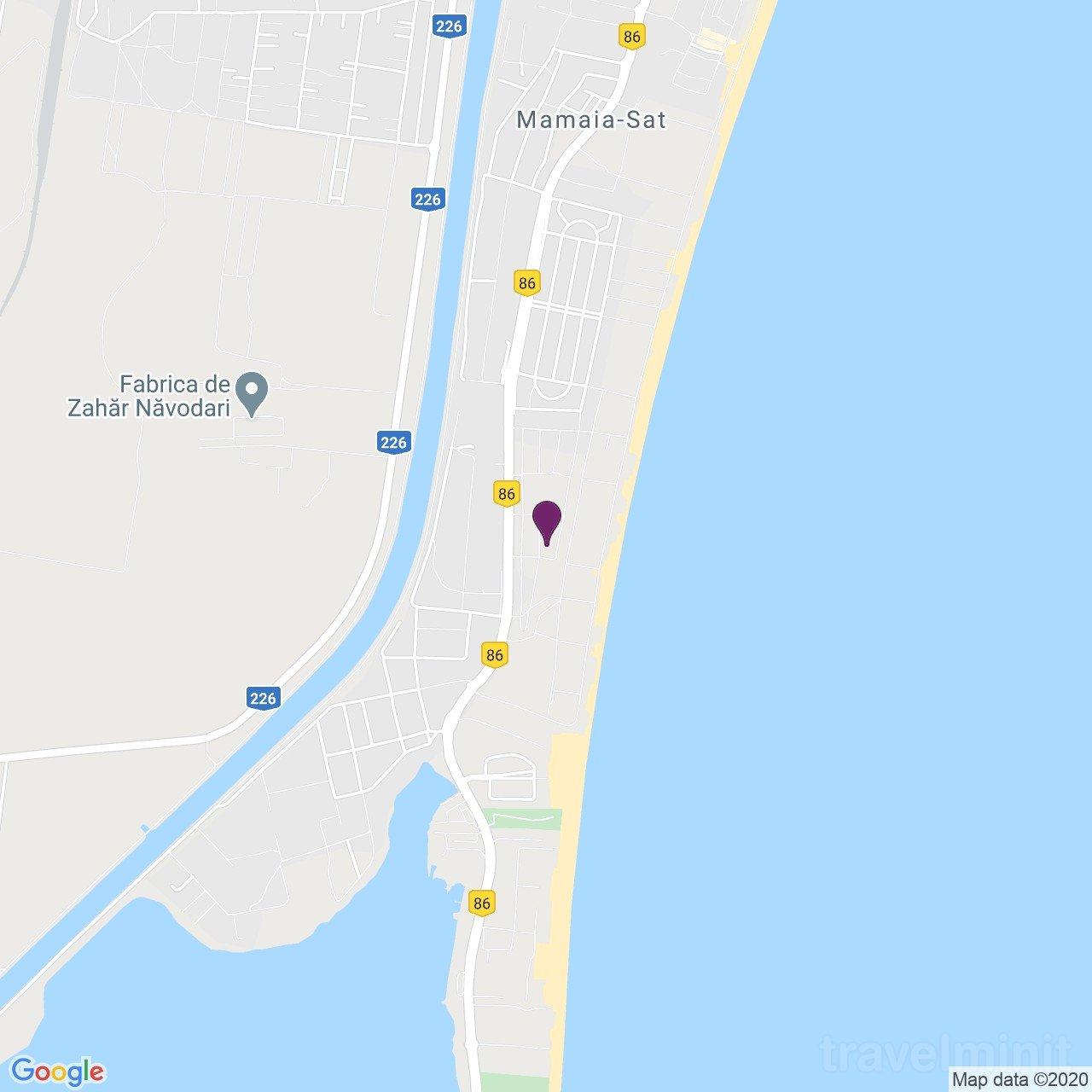 Sea Shell Apartman Mamaia Nord