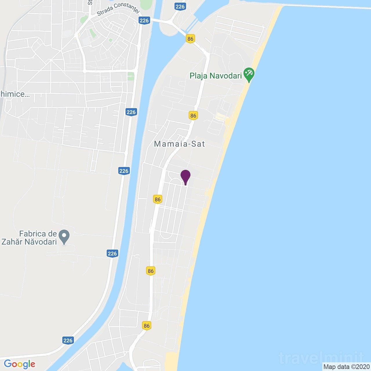 Apartament Yasuo Beach Resort Mamaia Nord