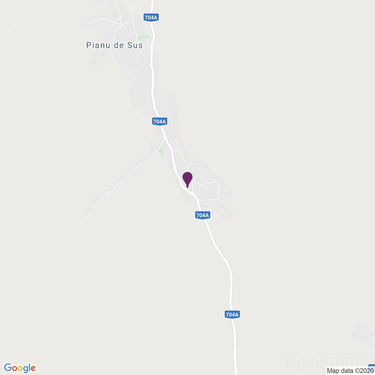 Casa Artemis Pianu de Sus