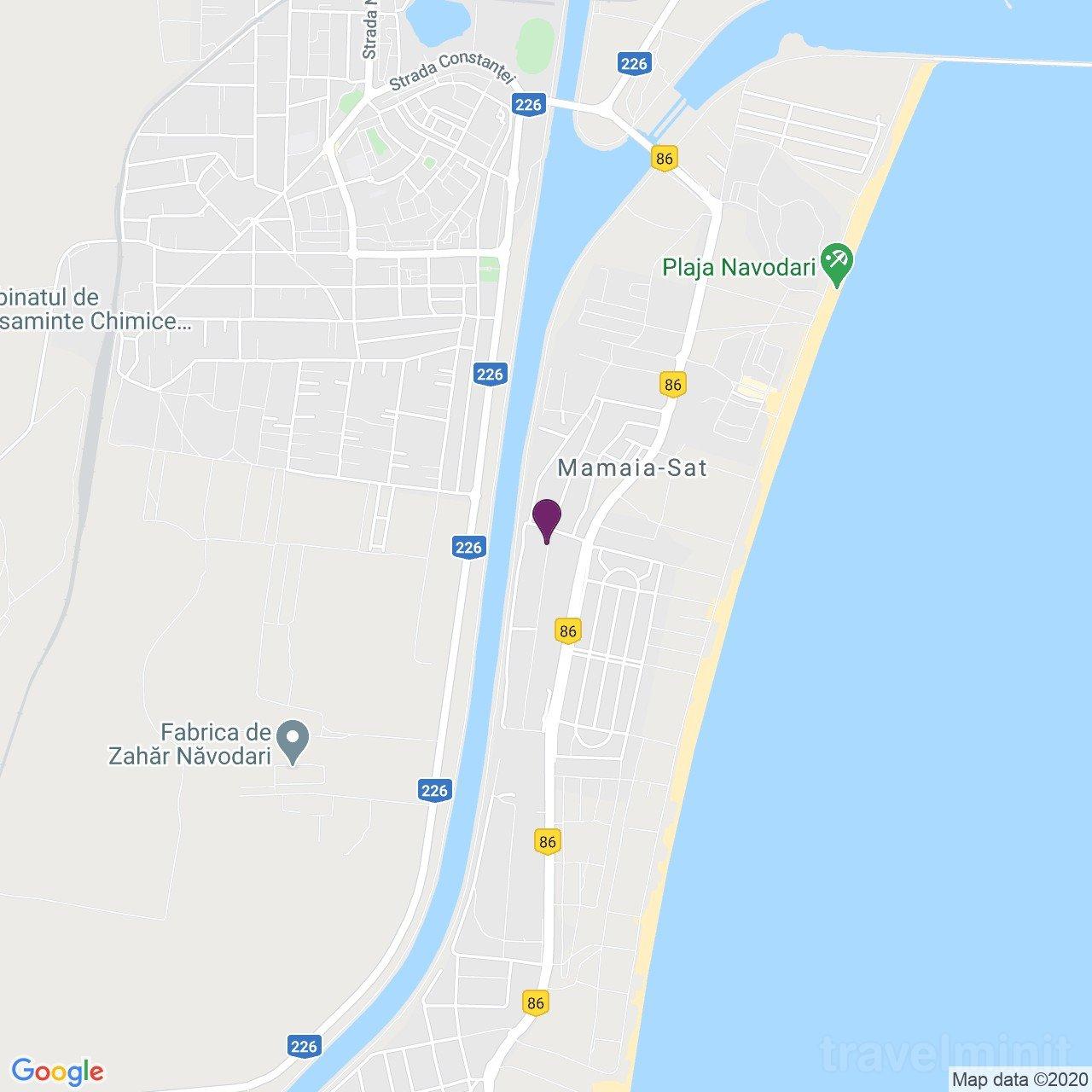 Two Ira Beach Apartment Mamaia