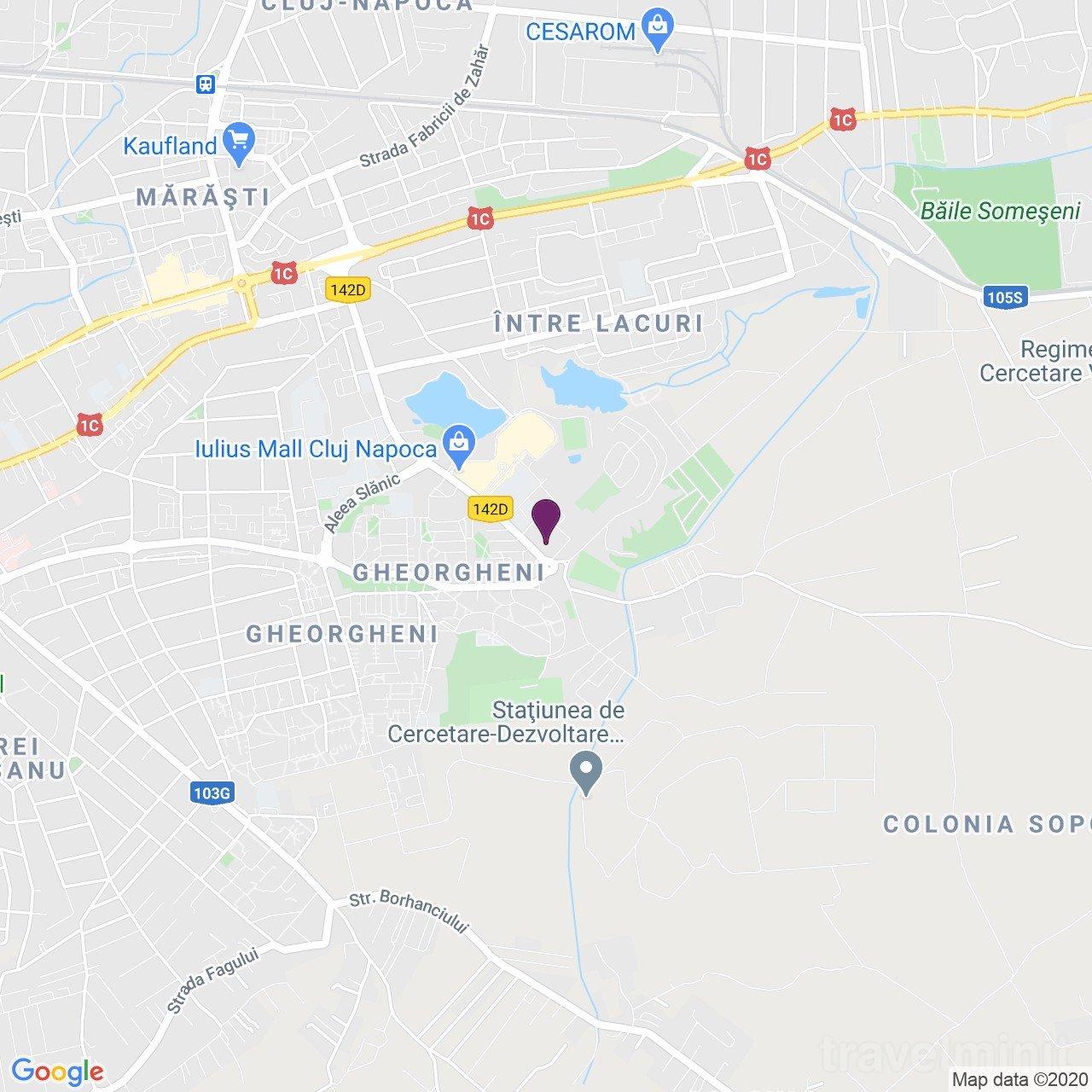 Cluj City Vibe Apartmanok Kolozsvár