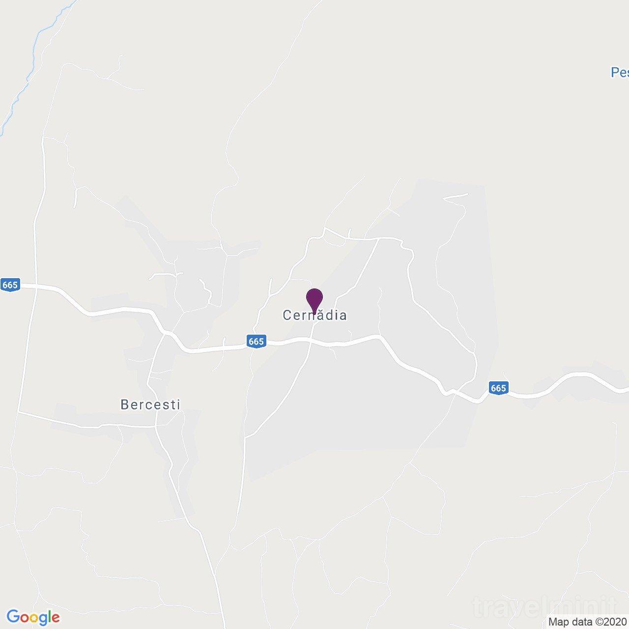 DarDen Agroturisztikai Panzió Cernădia