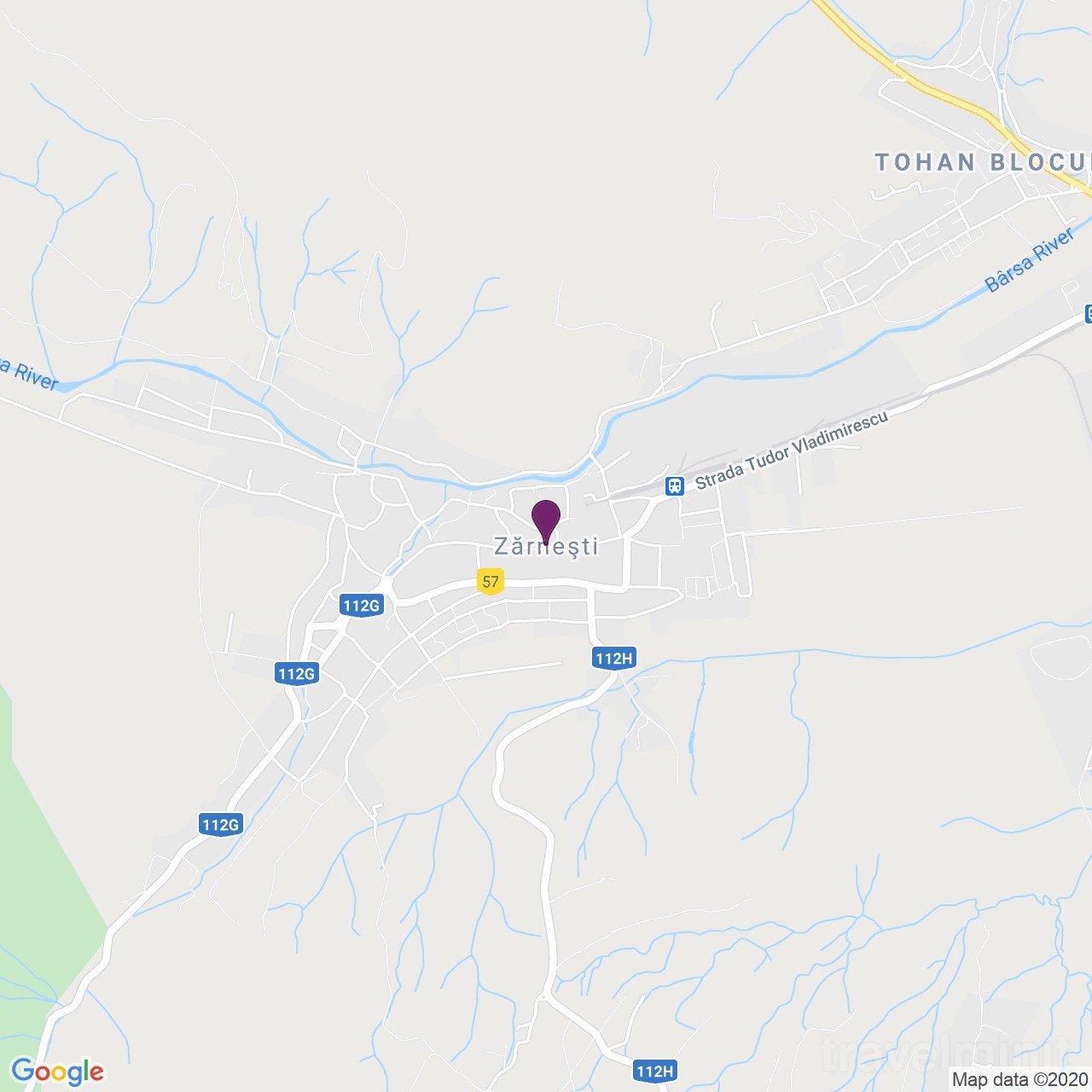 Vila Transilvania Zărnești