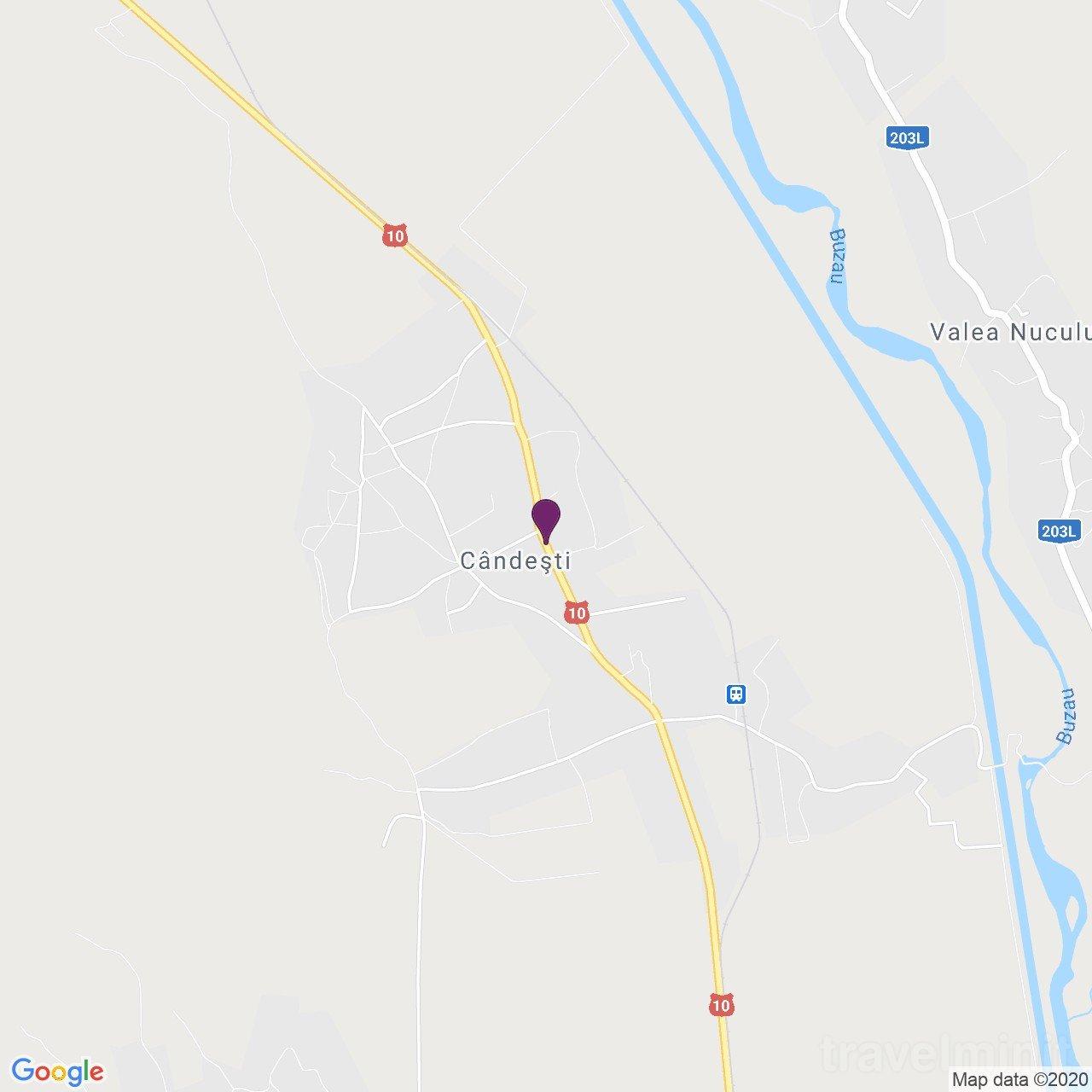 Agroturisztikai Panzió Cândești