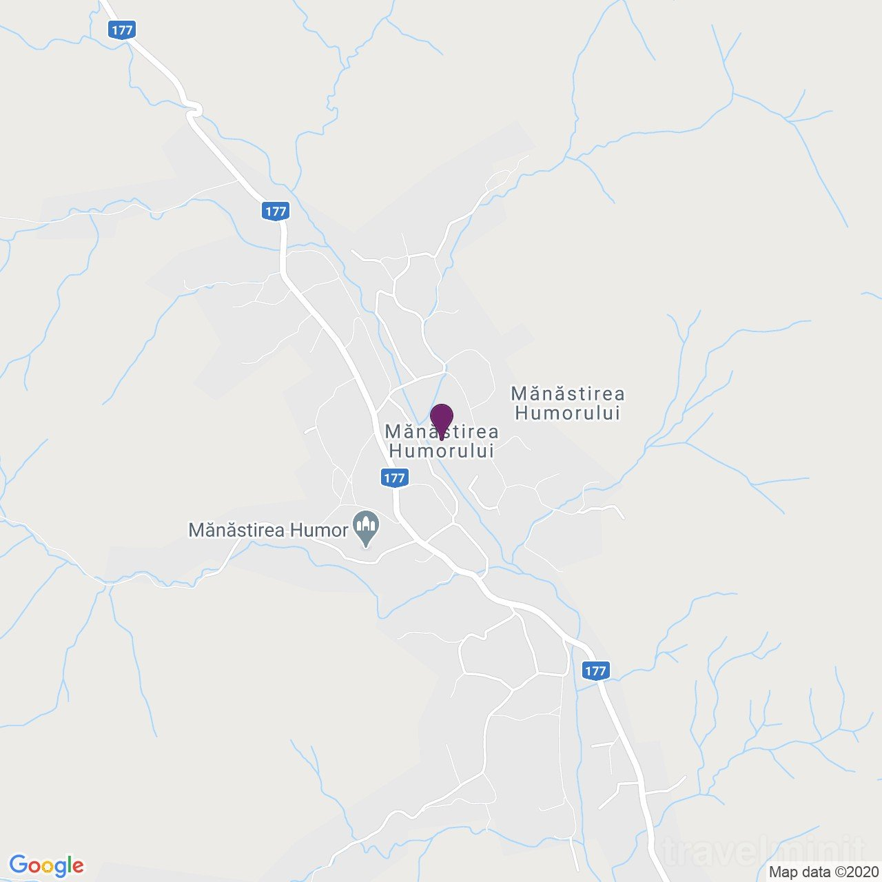 Casa Petru Morosan Mănăstirea Humorului