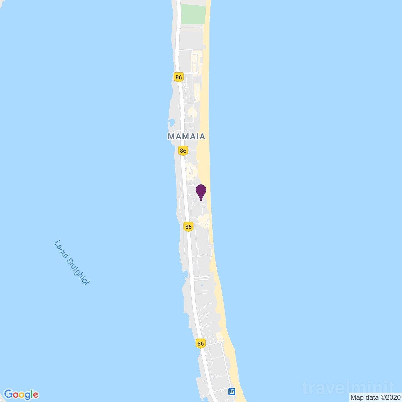 Hotel Bicaz Pirates Resort Mamaia
