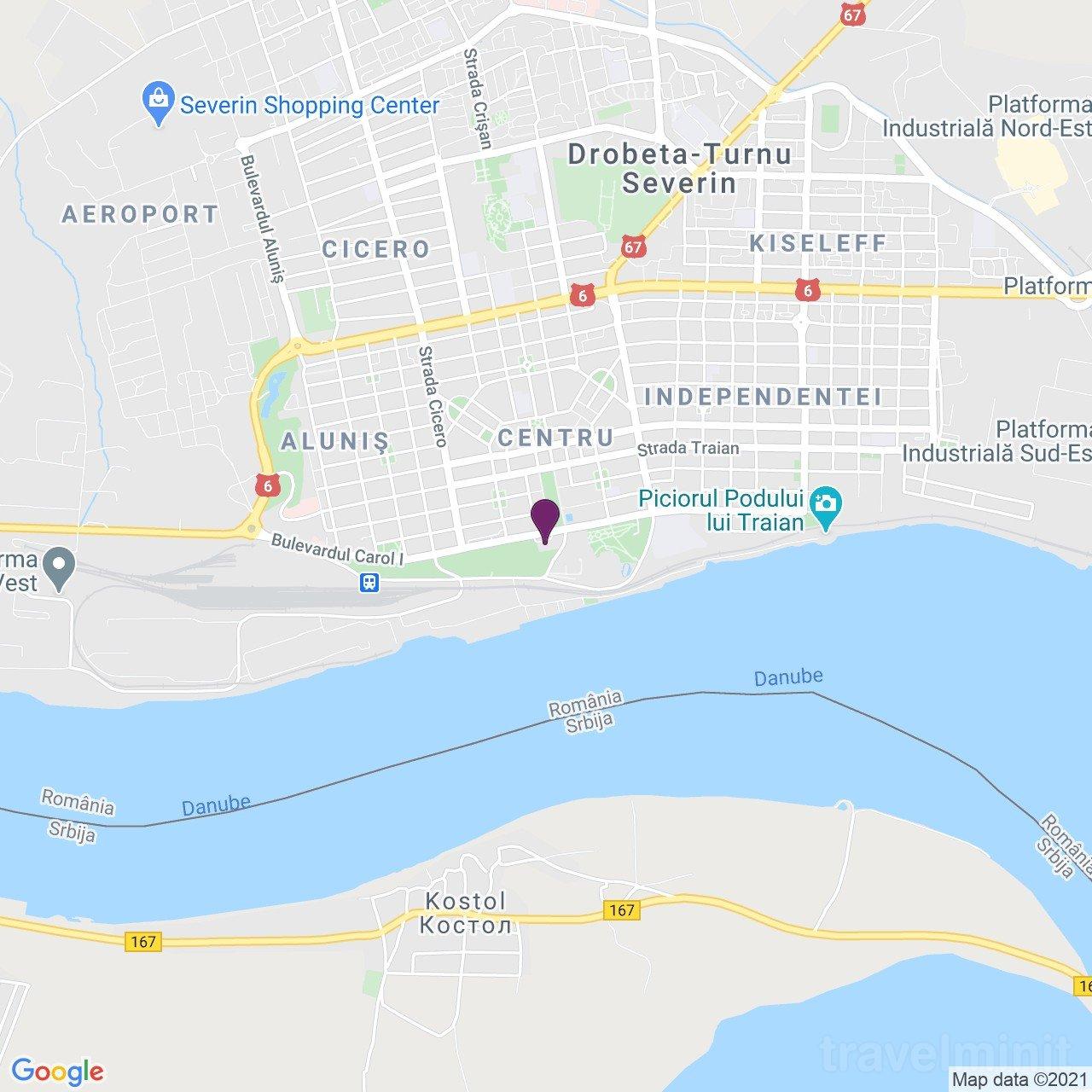 Continental Hotel Drobeta-Turnu Severin