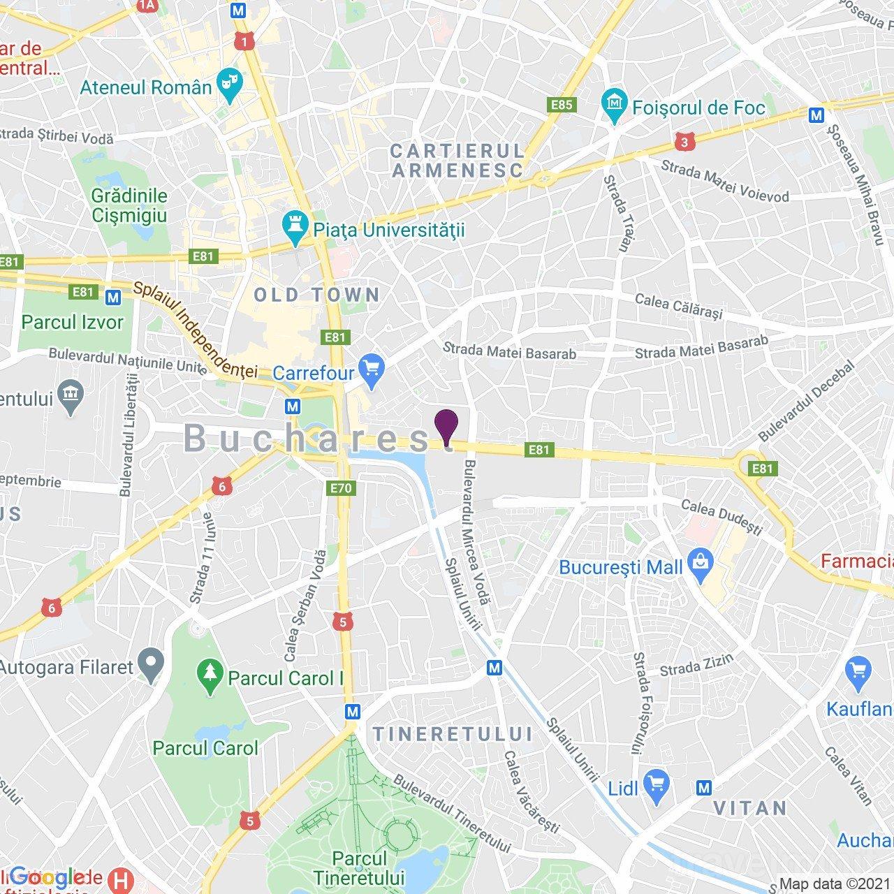 Premium Burebista Studió Bukarest