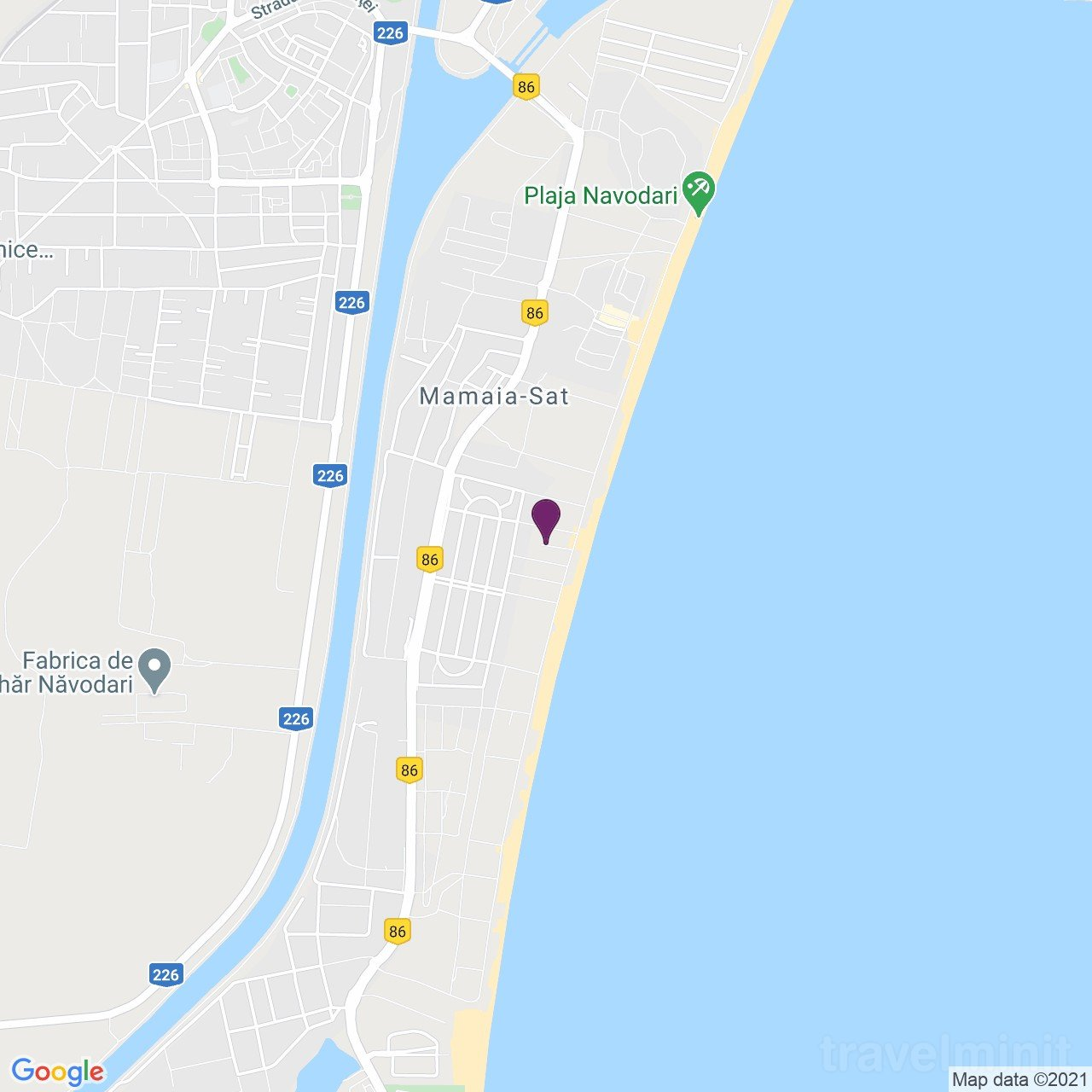 Select Apartment Mamaia Nord