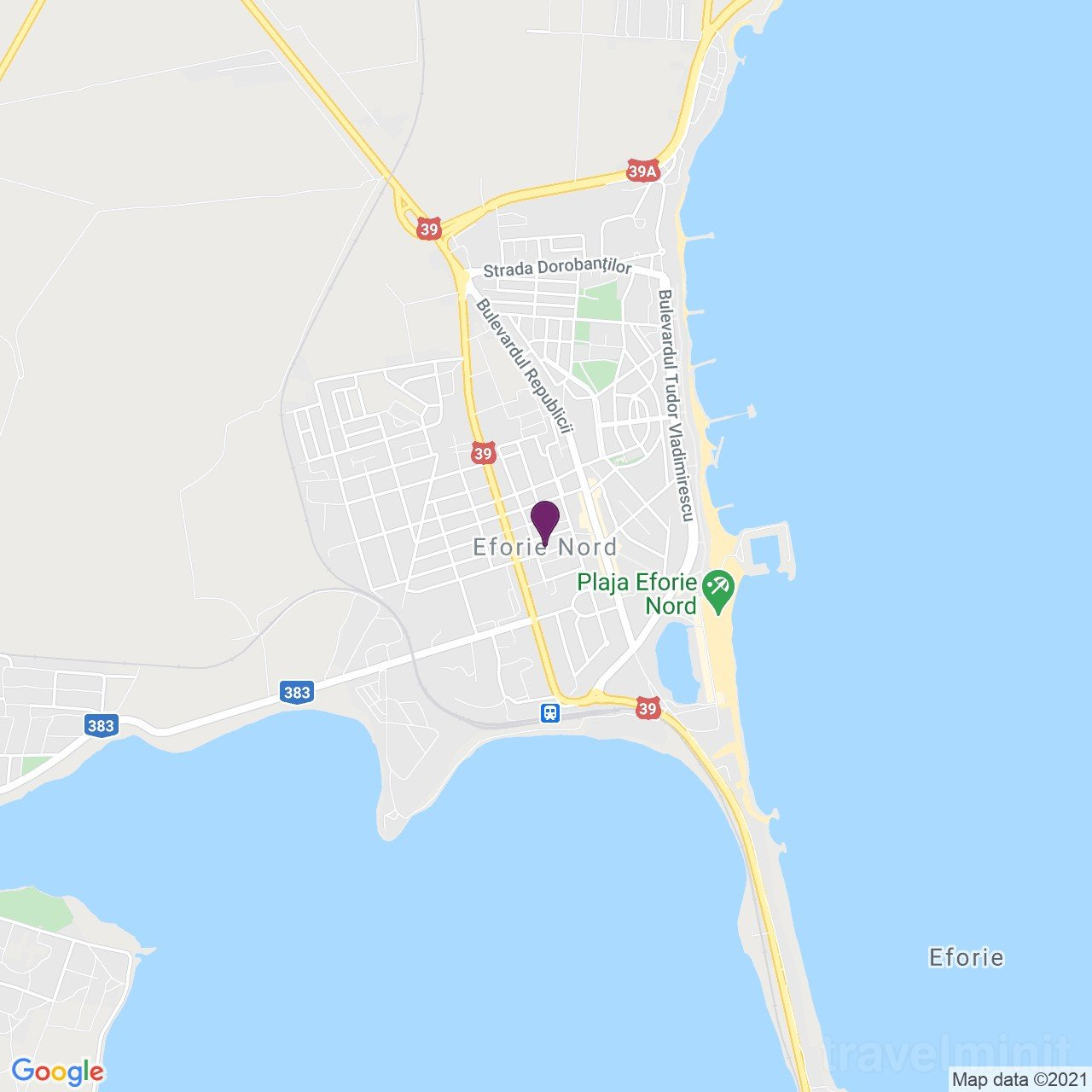 MariSol 1 Guesthouse Eforie Nord
