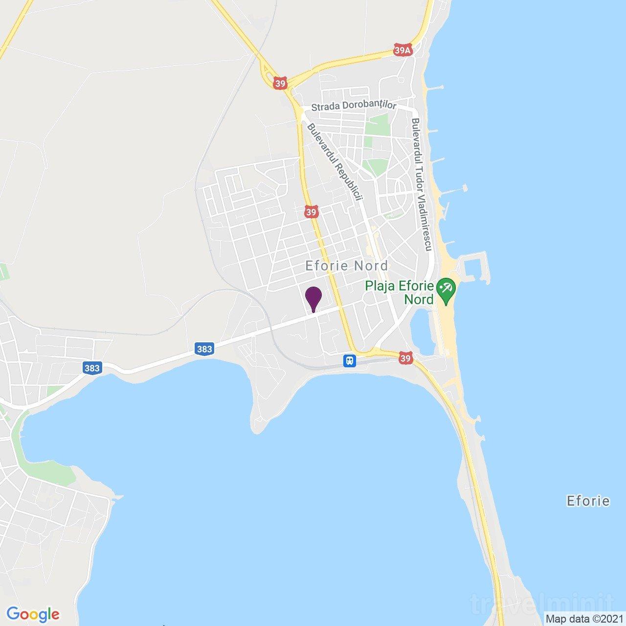 Hotel Complex Marea Neagra Eforie Nord