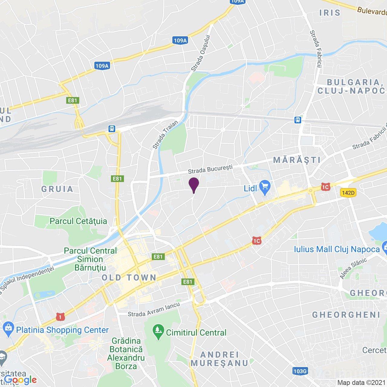 Paris 3 Apartment Cluj-Napoca