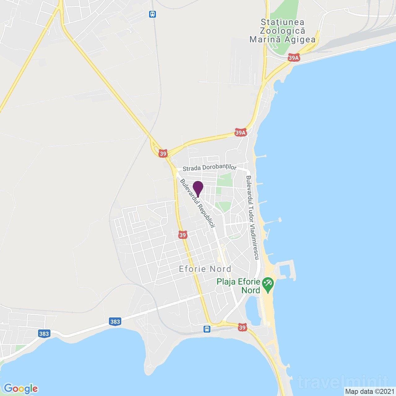 Dany Holiday Vacation Home Eforie Nord