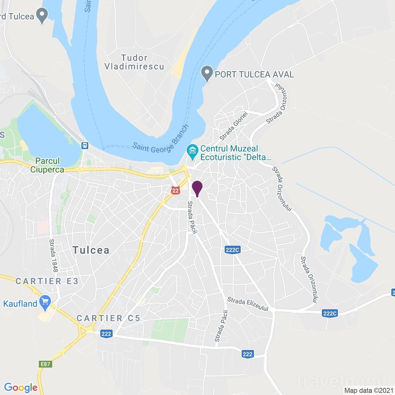 Hotel MS DIANA - Nava Croaziera Delta Dunarii Tulcea