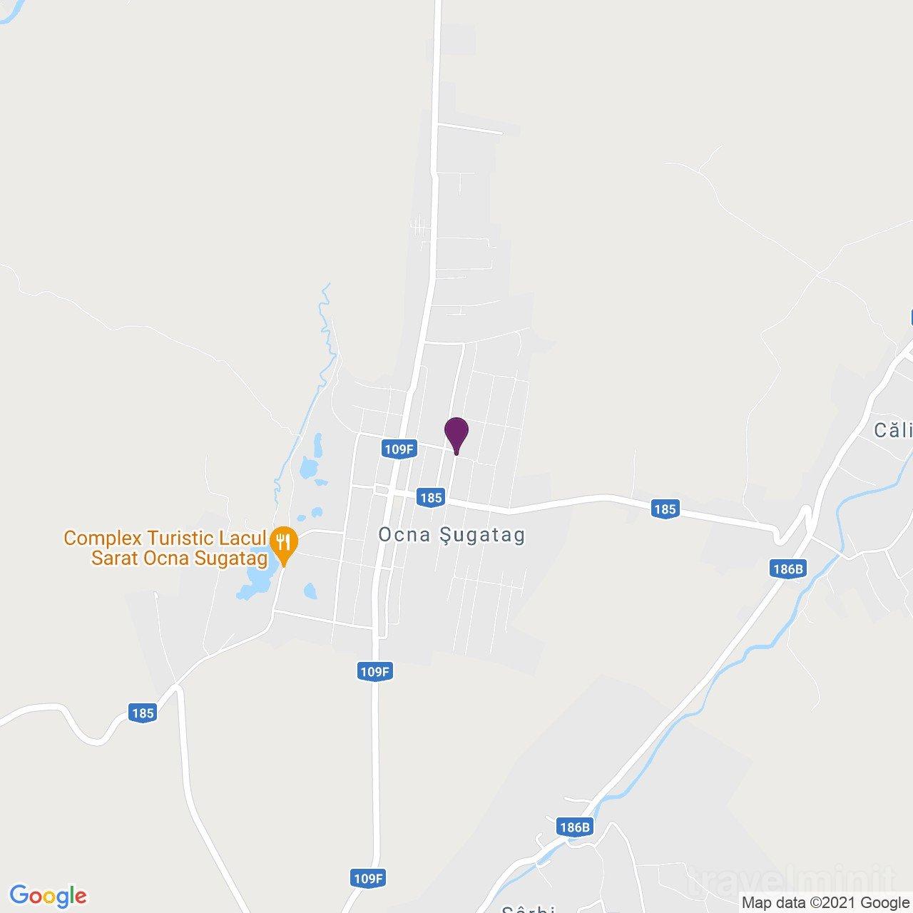 Moldovan Kulcsosház Aknasugatag