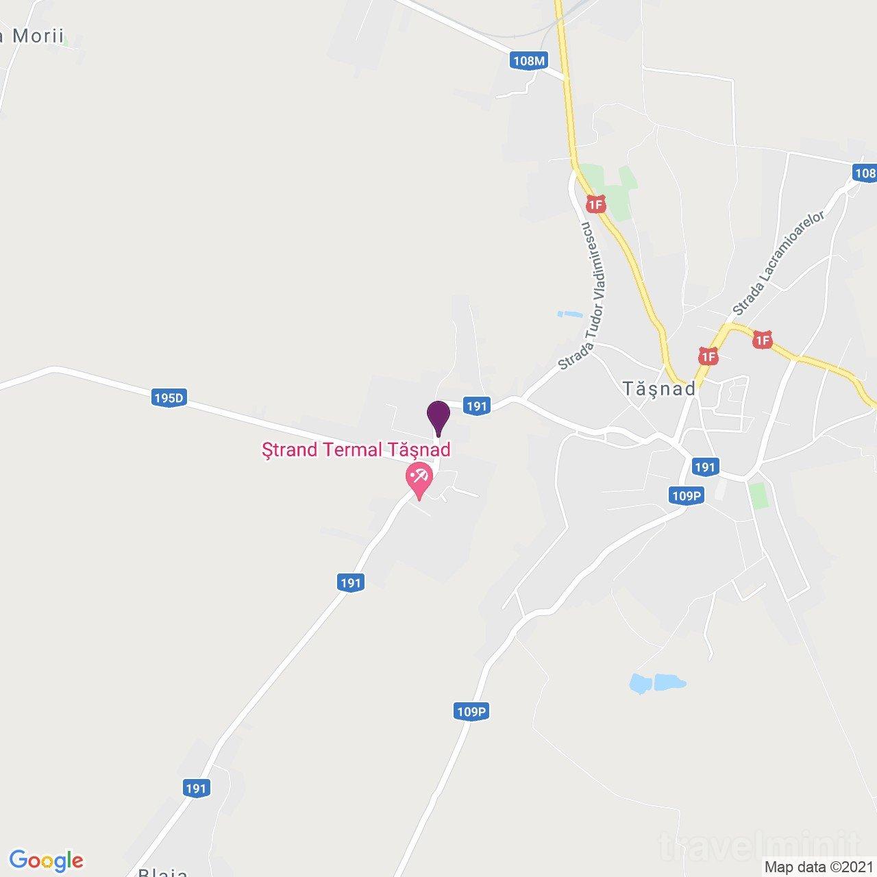 Ciordas Guesthouse Tășnad