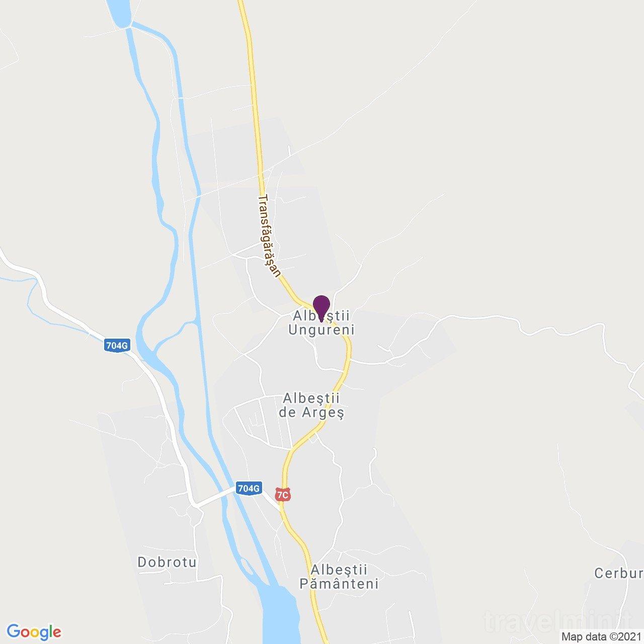 La Zinculescu Vendégház Albeștii Ungureni