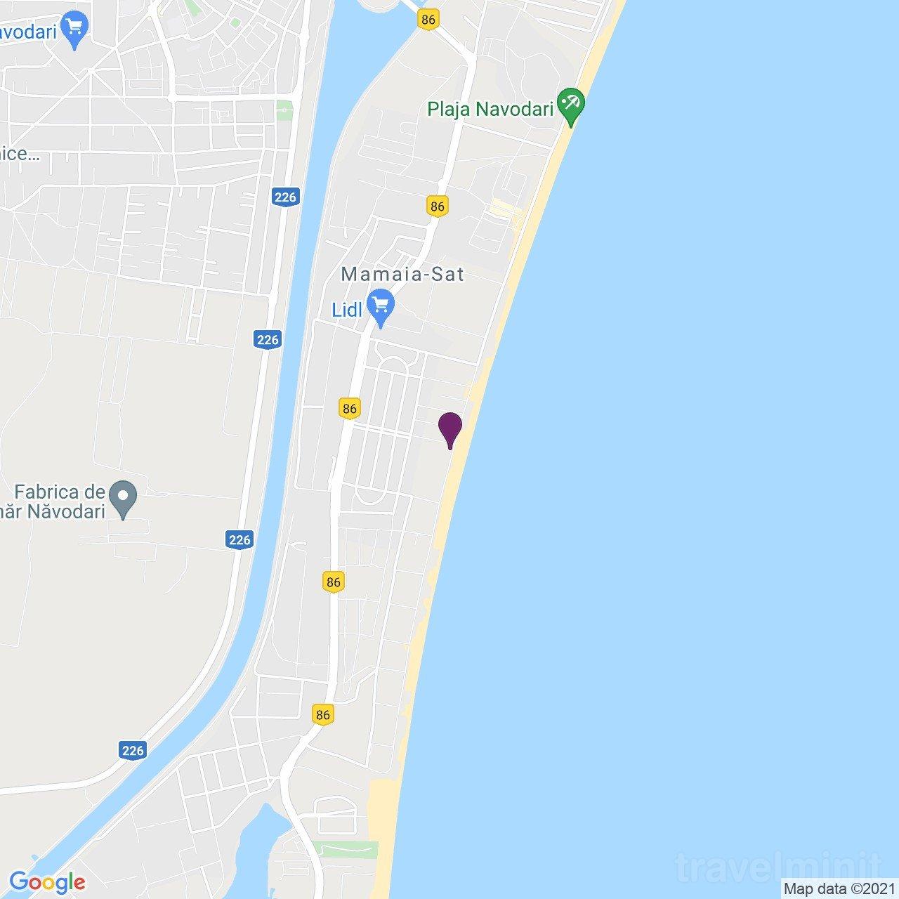 Apartamente Andra Alezzi Beach Resort Năvodari