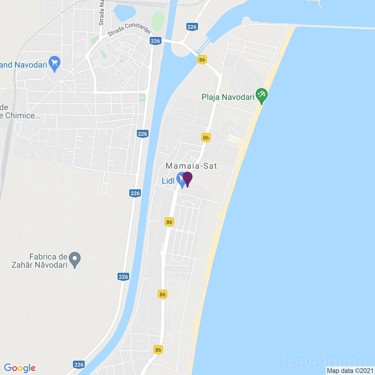 Apartament Mar Negro Năvodari