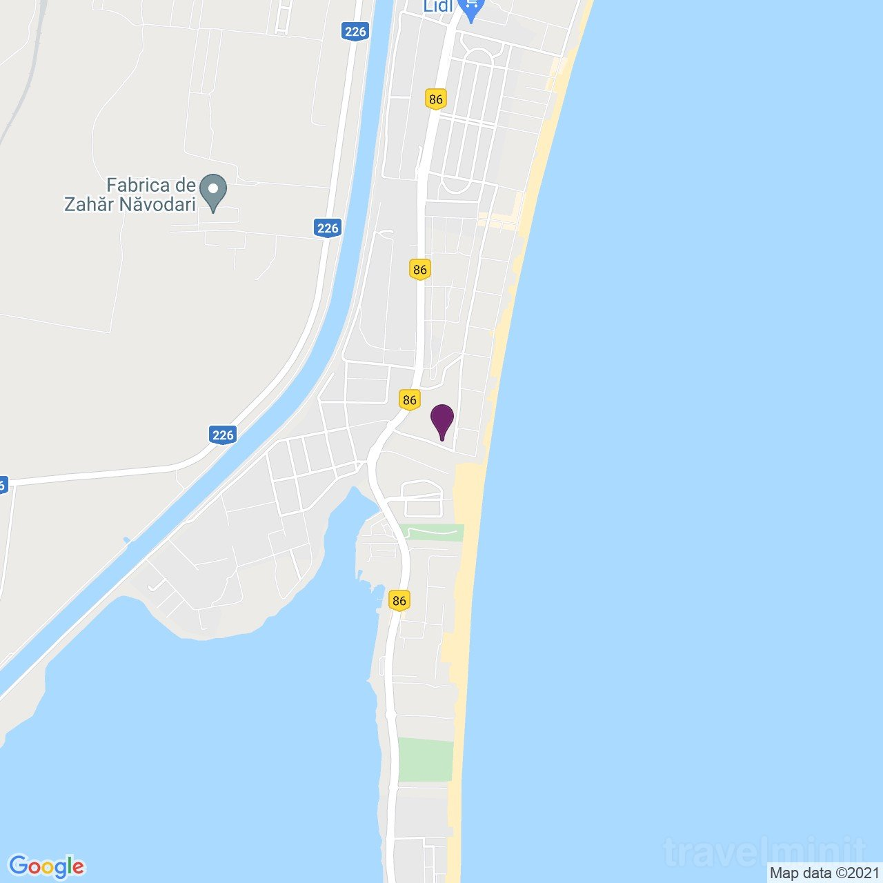 Just Home Apartment Mamaia Nord