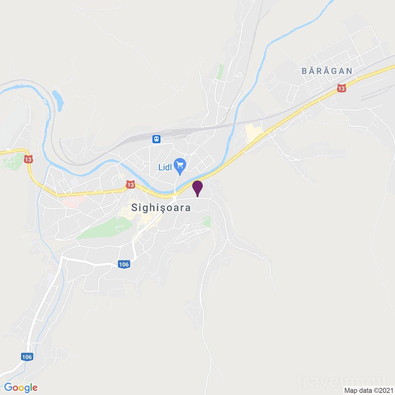 Pensiunea Burghof Sighișoara